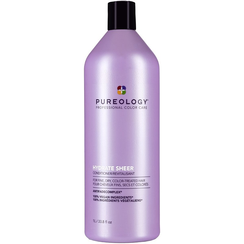 Pureology HYDRATE SHEER Conditioner for Color Treated Hair