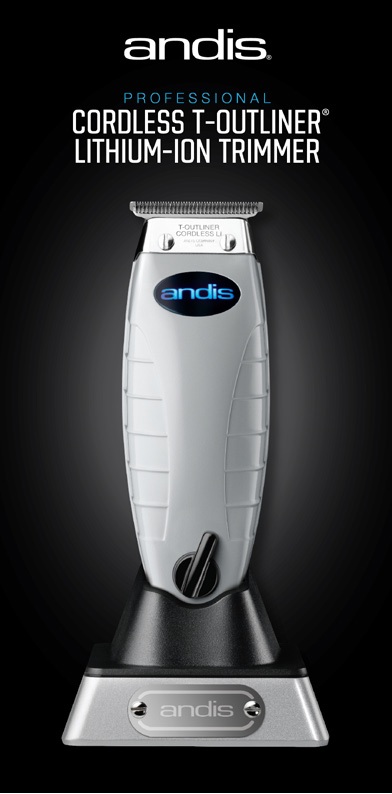 Andis Cordless T-Outliner® Li Trimmer #74000