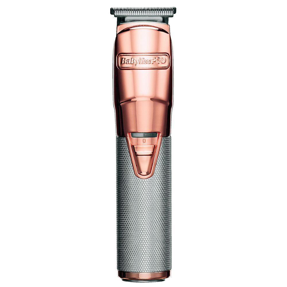 BaByliss PRO Rose FX Metal Lithium Cordless Trimmer FX788RG