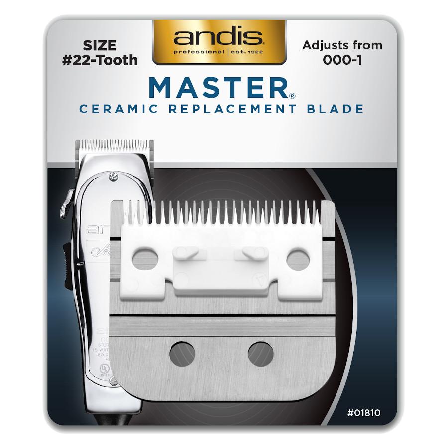 Andis Master ML Adjustable Ceramic Replacement Blade 01810