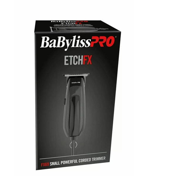 BaByliss Pro ETCHFX Small Powerful Corded Trimmer FX69Z