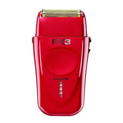 BaByliss Pro FX X3 High -Torque Shaver - Red