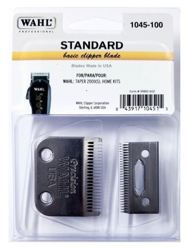 WAHL 2 Hole Precision Standard Clipper Blade 1045-100