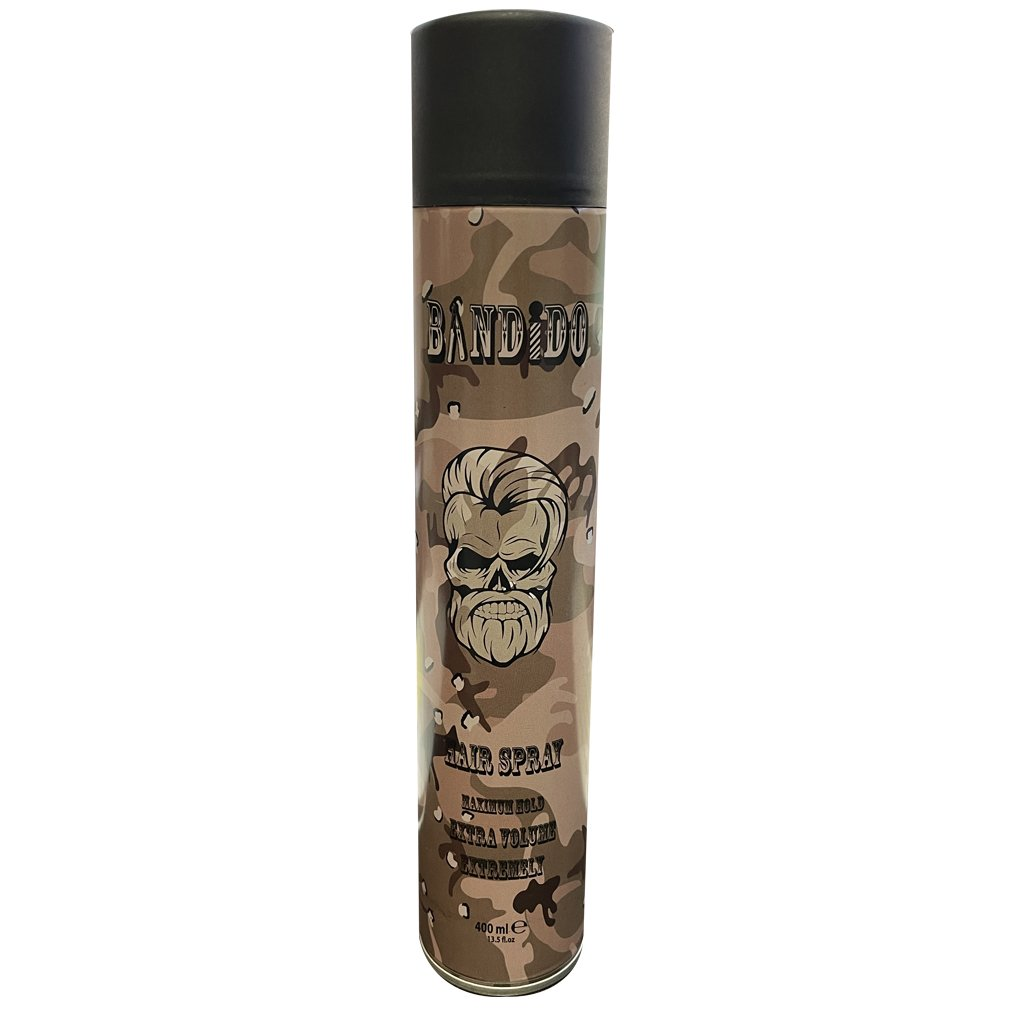 Bandido Extremely Hair Spray for Max Hold and Extra Volume 13.5 oz.