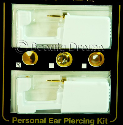 Studex Personal Ear Piercing Kit with Studs SPP-R200Y