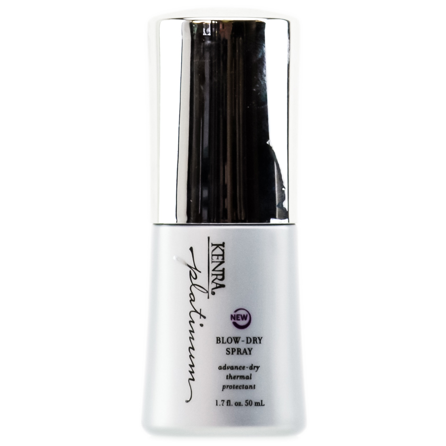 KENRA Platinum Blow Dry Spray Advance Dry Thermal Protectant 1.7 oz