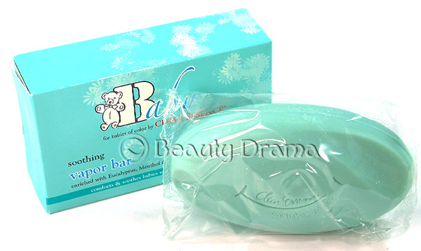 Clear Essence Baby Soothing Vapor Soap Bar for Babies 4.4 oz