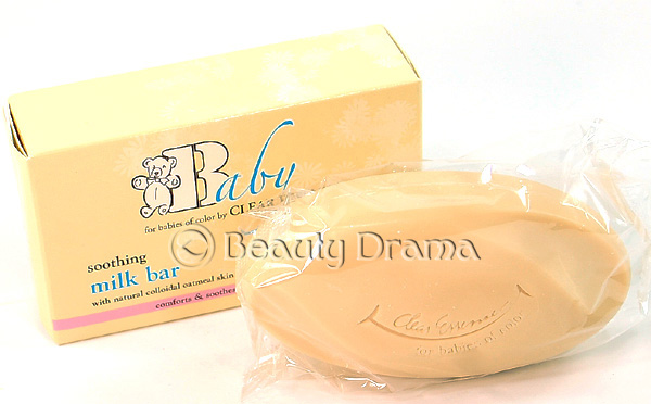Clear Essence Baby Soothing Milk Soap Bar for Babies 4.4 oz