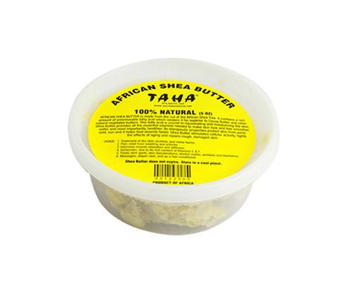TAHA 100% Natural African Shea Butter 5 oz