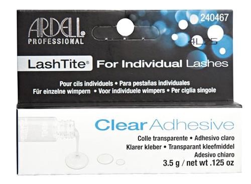 ARDELL LashTite Adhesive Glue for Individual Eyelashes Clear