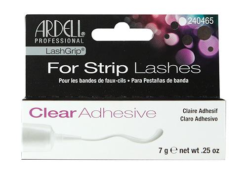 ARDELL LashGrip Adhesive Glue for Strip Eyelashes Clear #240465