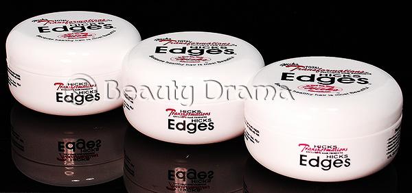 HICKS Edges Hair Edge Control Pomade 4 oz