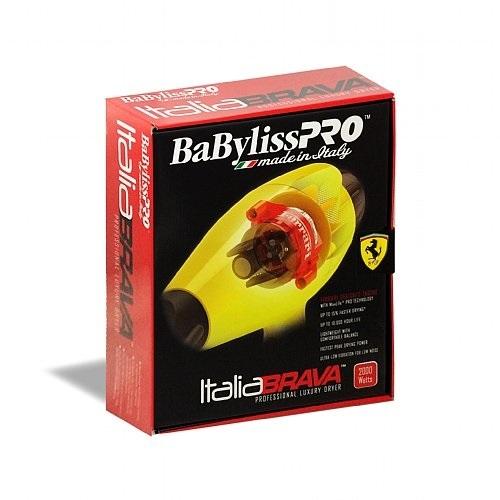 BaByliss®PRO Italia BRAVA Luxury 2000 Watts Blow Dryer BABFB1