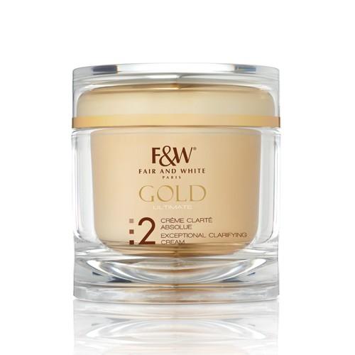 Fair and White Gold Exceptional Clarifying Cream 200ml/6.76fl.oz