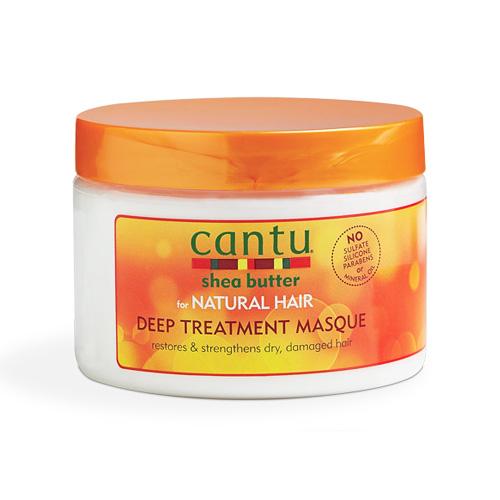 Cantu Shea Butter Deep Treatment Masque for Hair 12 oz