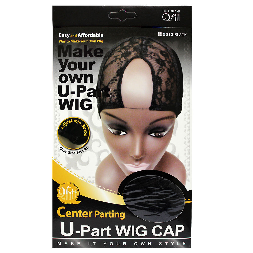 Qfitt Center Parting U-Part Wig Cap 5013