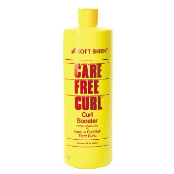 Softsheen Carson Care Free Curl Booster Permanent Wave Lotion Tight Curl
