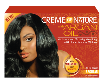 Creme of Nature Argan Oil From Morocco Relaxer