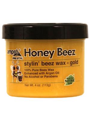 Ampro Honey Beez Stylin' Beez Wax Gold