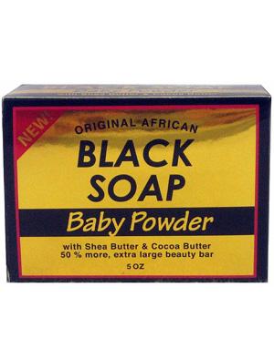 Sunflower Black Baby Powder 5 oz
