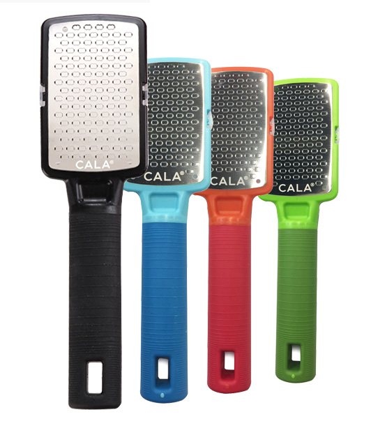 Cala Silky Glide Stainless Steel Micro Foot File