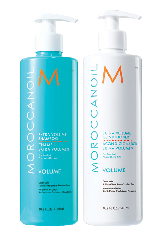 Moroccanoil Extra Volume Shampoo & Conditioner Duo 16.9 fl oz