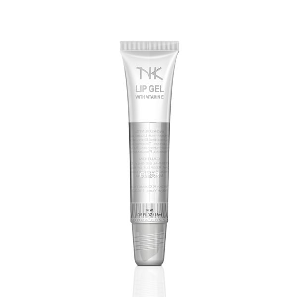 Nicka K Lip Gel with Vitamin E Clear