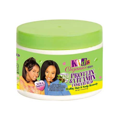 Africa's Best Kids Organics Protein & Vitamin Fortified Healthy Hair & Scalp Remedy 7.5 oz