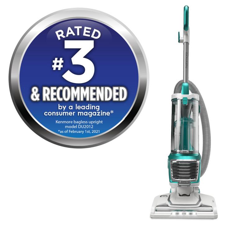 AllergenSeal™ Bagless Upright Vacuum