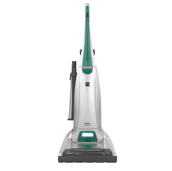 Pet-Friendly Bagged Upright Vacuum