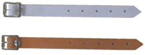 "Carradice Leather Replacement Straps Pair 20cm (8"")"