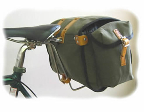 Carradice Nelson Saddlebag nelsonbag