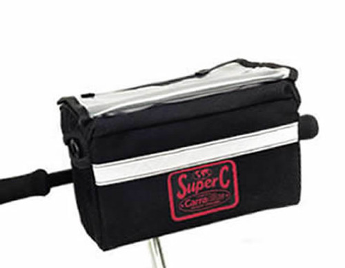Carradice Super C Front Handlebar Bag