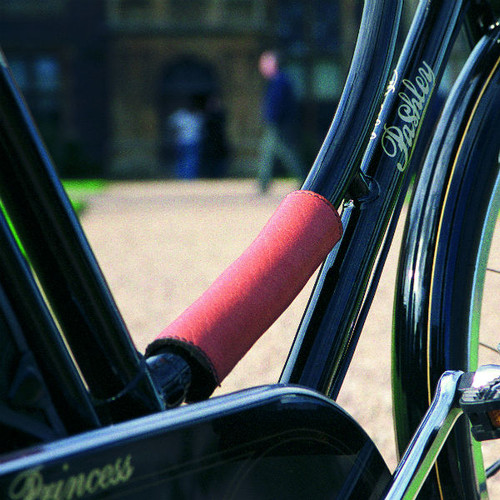 Pashley Leather Frame Protector Wrap