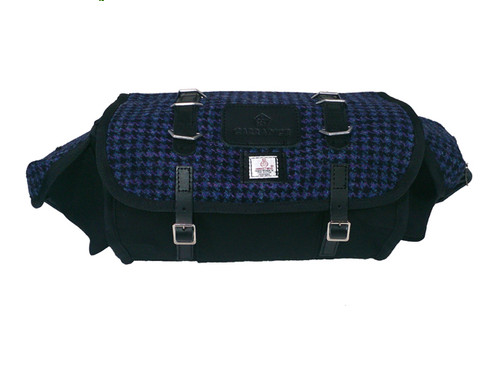 Carradice Barley Limited Edition Harris Tweed Twilight