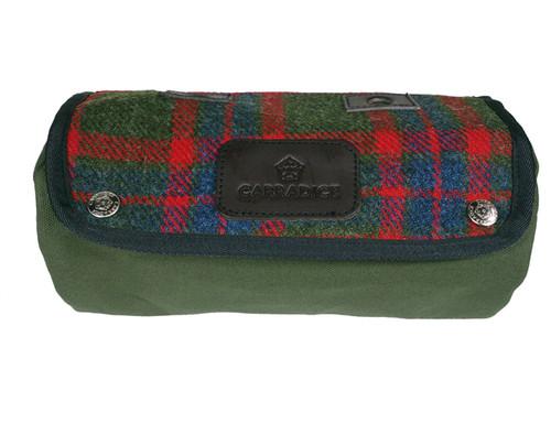Carradice Zipped Roll Limited Edition Harris Tweed Car Rug