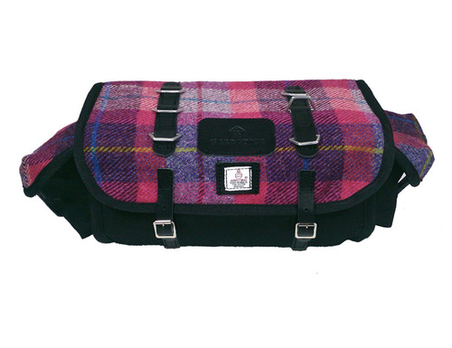 Carradice Barley Limited Edition Harris Tweed Heather