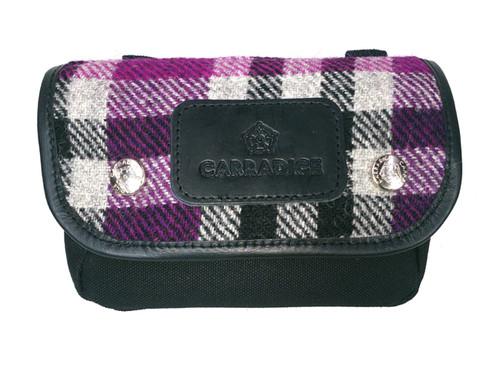 Carradice Bingley Limited Edition Harris Tweed Bramble
