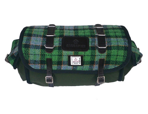 Carradice Barley Limited Edition Harris Tweed Meadow