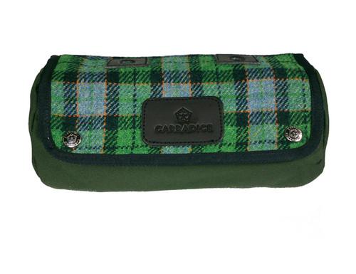 Carradice Zipped Roll Limited Edition Harris Tweed Meadow