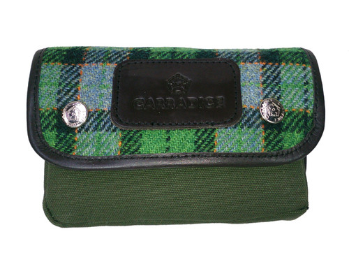 Carradice Bingley Limited Edition Harris Tweed Meadow