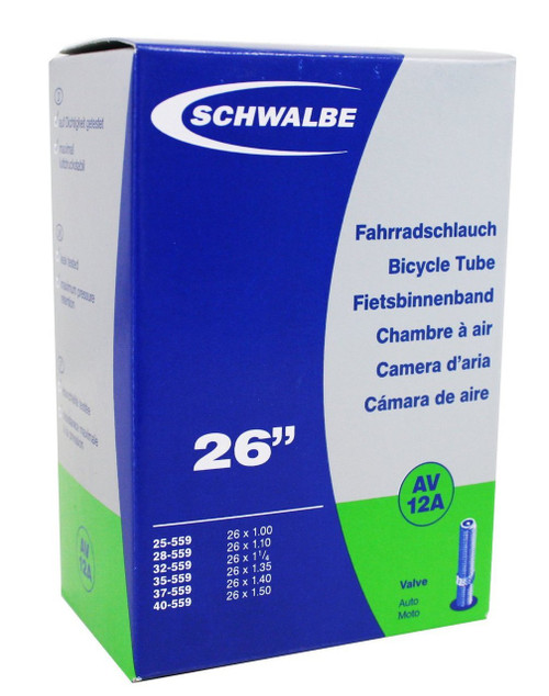 Schwalbe AV #12 Schraeder 26 x 1 3/8