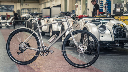 Pashley - Morgan 110