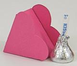 Mini Heart Box shown in Razzleberry.