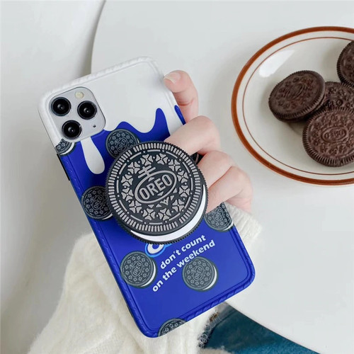 Oreo Inspired iPhone Case Multi Cookies