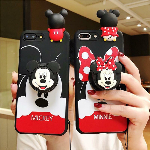 Mickey/Minnie Inspired Samsung Galaxy Phone Case