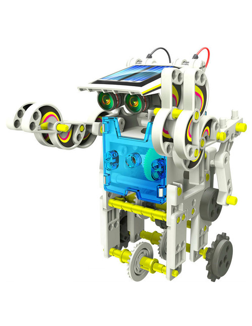 14 in 1 Educational Solar Robot Kit - OWI Inc. dba ...