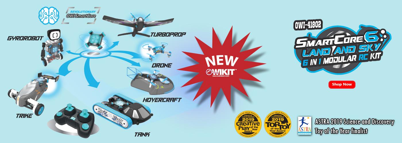 OWI Robotics - Official Site