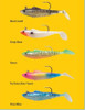 Shimano Squidgy Slick Rig 65mm