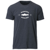 Scientific Anglers Navy Trout T-Shirt with logo
